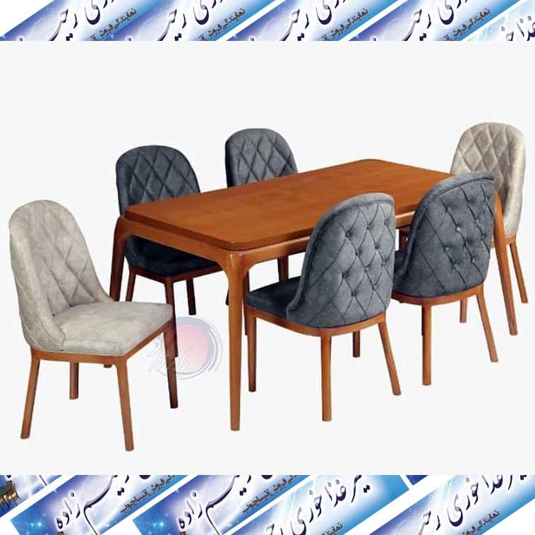 میز غذا خوری رحیم زاده